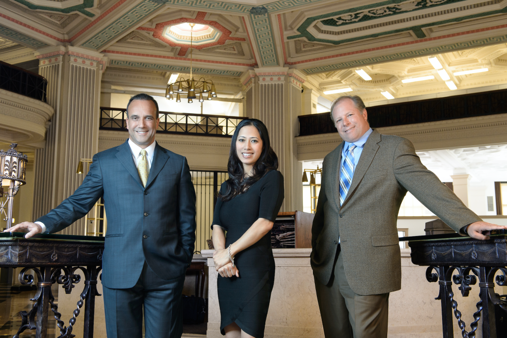 James Nuesslein Chicago Mortgage Lender Team Photo